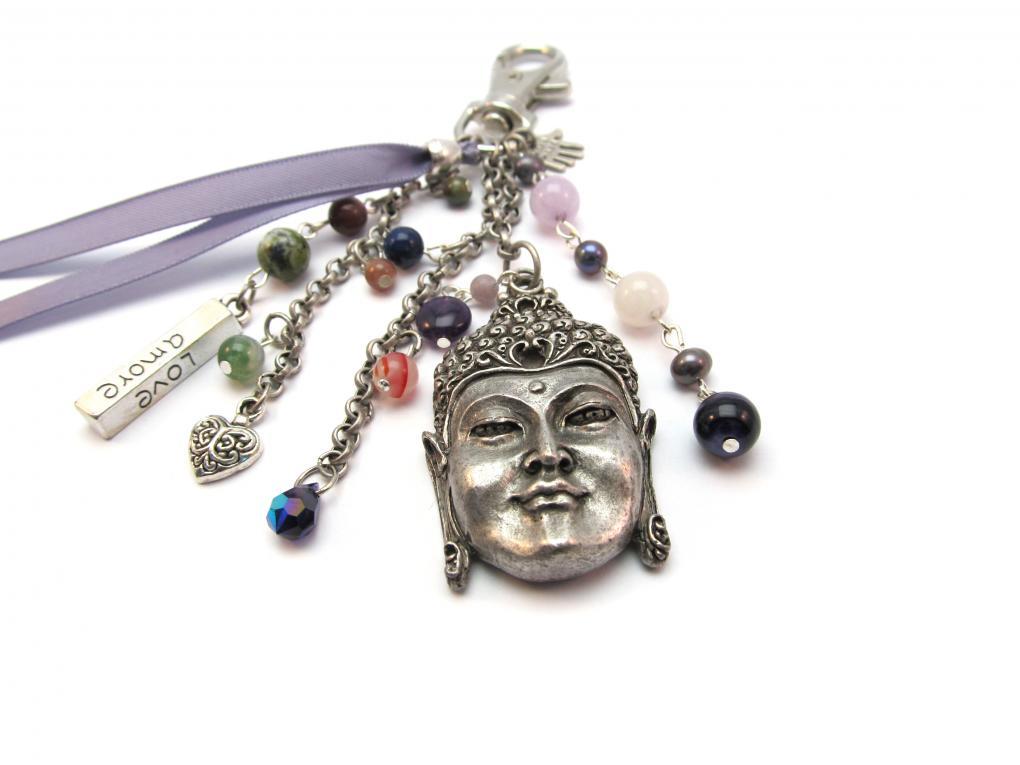 Sleutelhanger  u0026quot;Boeddha u0026quot;   Diversen Sieraden   Handgemaakte Sieraden voor Hem  u0026 Haar   Byoe